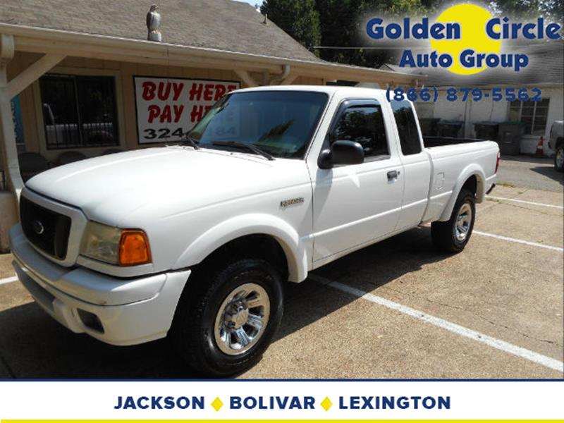 2005 Ford Ranger for sale at Golden Circle Auto Group in Memphis TN