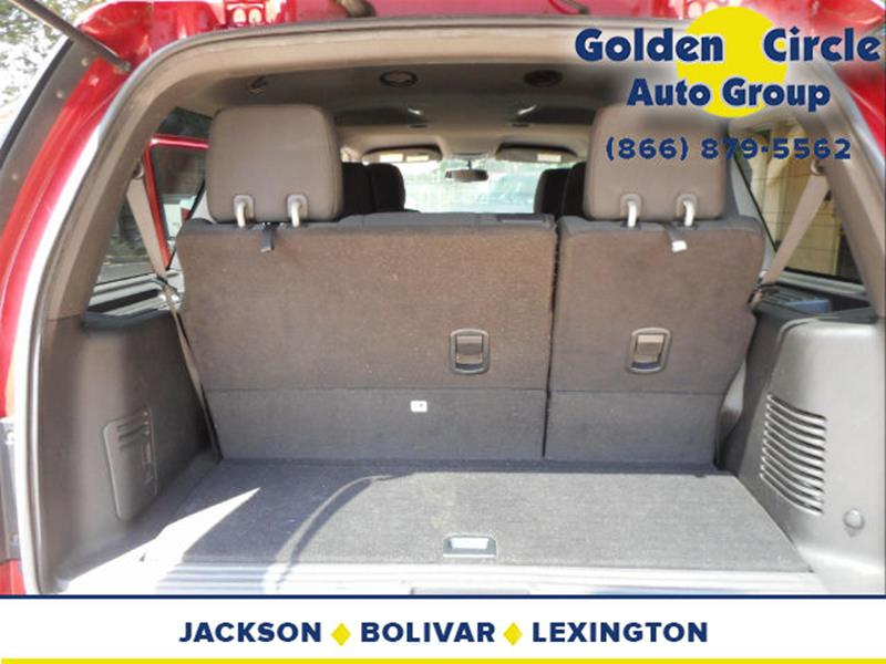 2009 Ford Expedition for sale at Golden Circle Auto Group in Memphis TN
