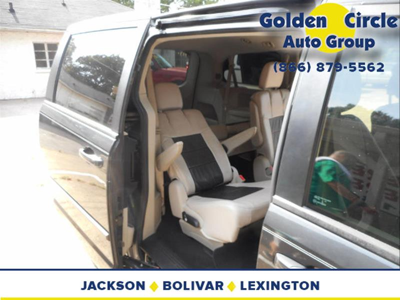 2011 Dodge Grand Caravan for sale at Golden Circle Auto Group in Memphis TN