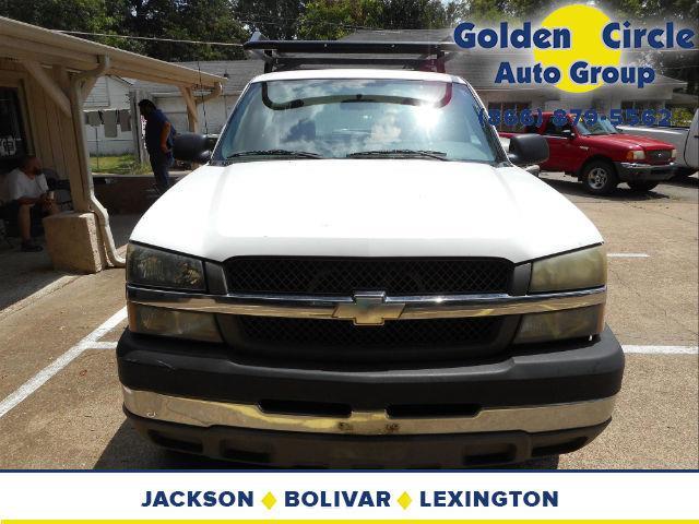 2003 Chevrolet Silverado 2500HD for sale at Golden Circle Auto Group in Memphis TN