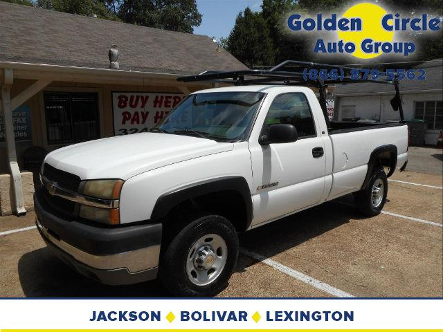 2003 Chevrolet Silverado 2500HD for sale at Golden Circle Auto Group in Memphis TN