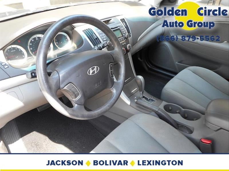 2009 Hyundai Sonata for sale at Golden Circle Auto Group in Memphis TN