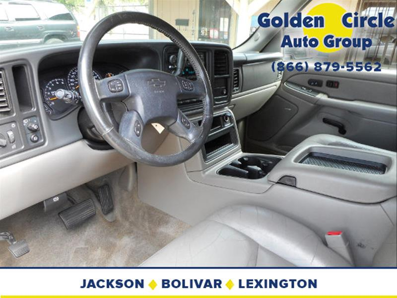 2005 Chevrolet Tahoe for sale at Golden Circle Auto Group in Memphis TN