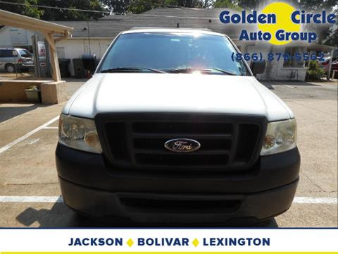 2008 Ford F-150 for sale at Golden Circle Auto Group in Memphis TN
