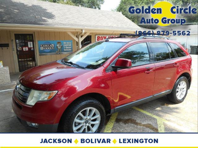 2007 Ford Edge for sale at Golden Circle Auto Group in Memphis TN