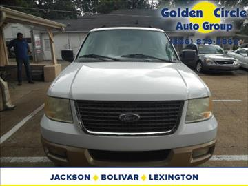 2003 Ford Expedition for sale at Golden Circle Auto Group in Memphis TN