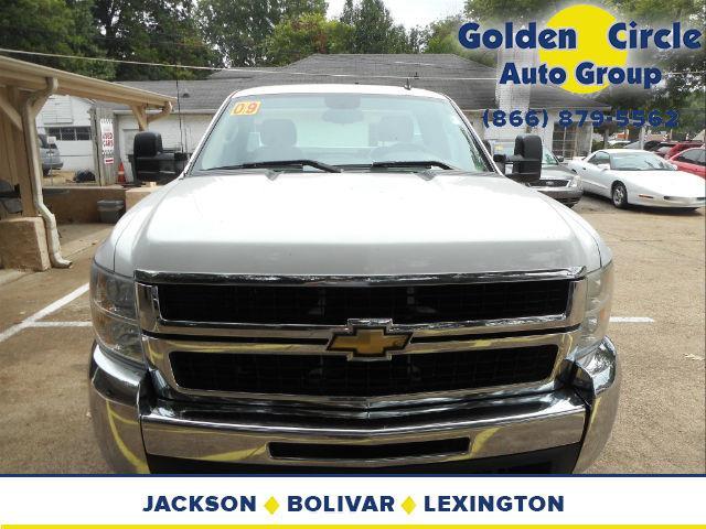 2009 Chevrolet Silverado 2500HD for sale at Golden Circle Auto Group in Memphis TN
