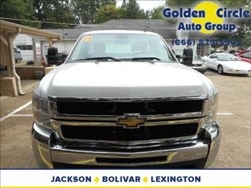 2009 Chevrolet Silverado 2500HD for sale at Golden Circle Auto Group in Memphis TN