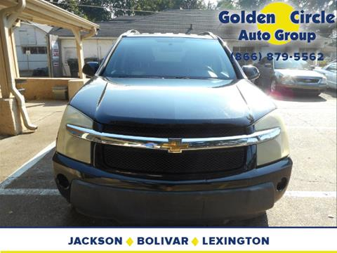 2006 Chevrolet Equinox for sale at Golden Circle Auto Group in Memphis TN