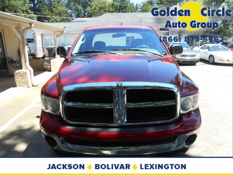 2005 Dodge Ram Pickup 1500 for sale at Golden Circle Auto Group in Memphis TN