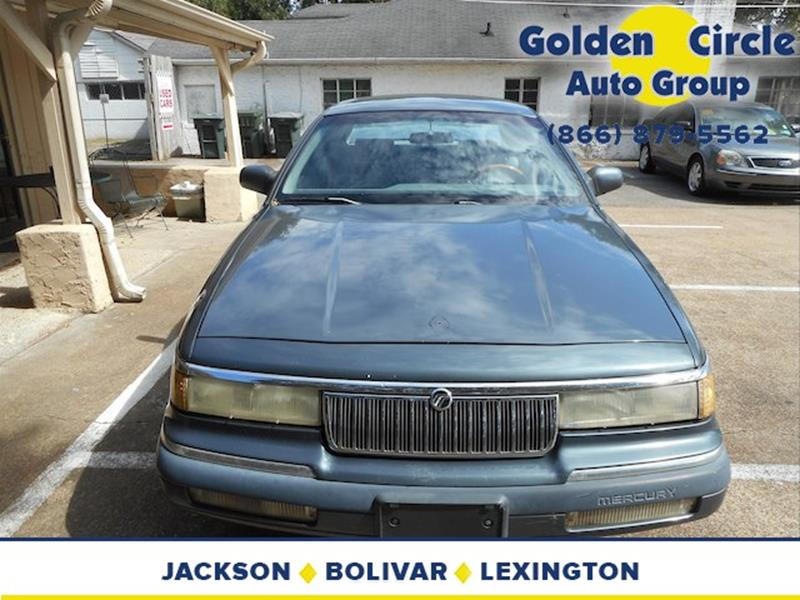 1993 Mercury Grand Marquis for sale at Golden Circle Auto Group in Memphis TN