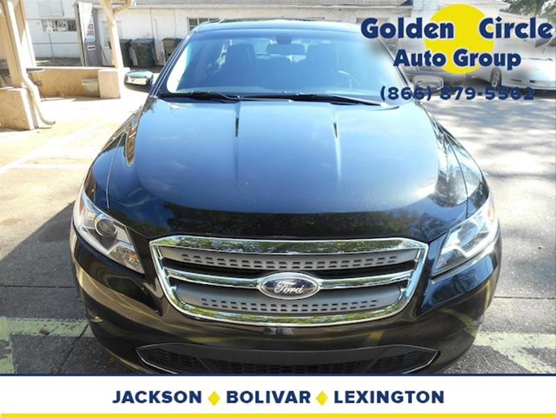 2010 Ford Taurus for sale at Golden Circle Auto Group in Memphis TN