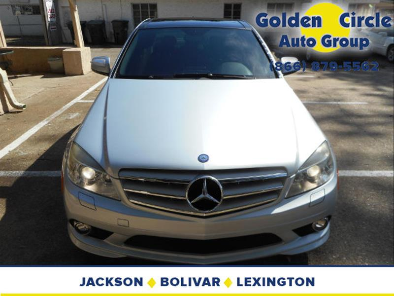 2008 Mercedes-Benz C-Class for sale at Golden Circle Auto Group in Memphis TN