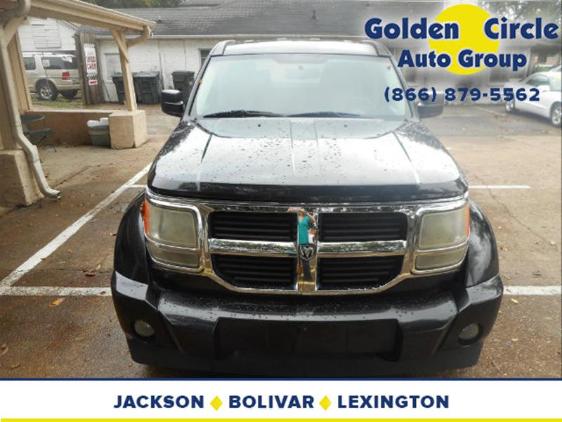 2008 Dodge Nitro for sale at Golden Circle Auto Group in Memphis TN
