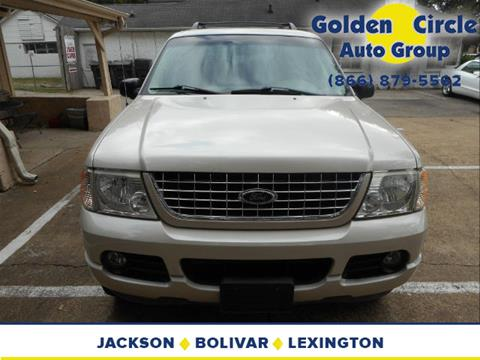 2005 Ford Explorer for sale at Golden Circle Auto Group in Memphis TN