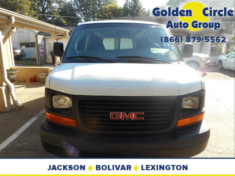 2003 GMC Savana Cargo for sale at Golden Circle Auto Group in Memphis TN