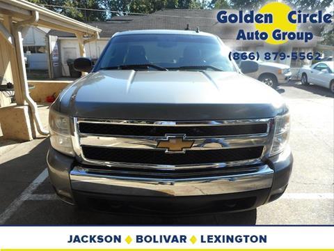 2007 Chevrolet Silverado 1500 for sale at Golden Circle Auto Group in Memphis TN