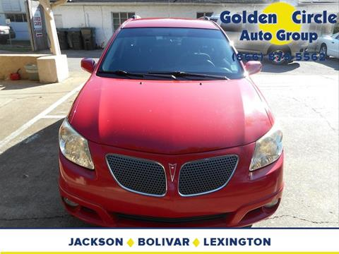 2005 Pontiac Vibe for sale at Golden Circle Auto Group in Memphis TN