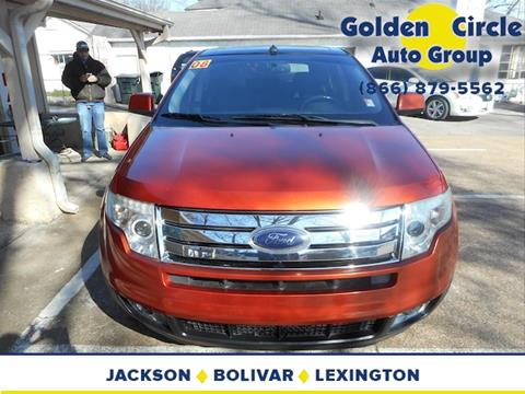 Ford Edge For Sale At Golden Circle Auto Outlet In Memphis Tn