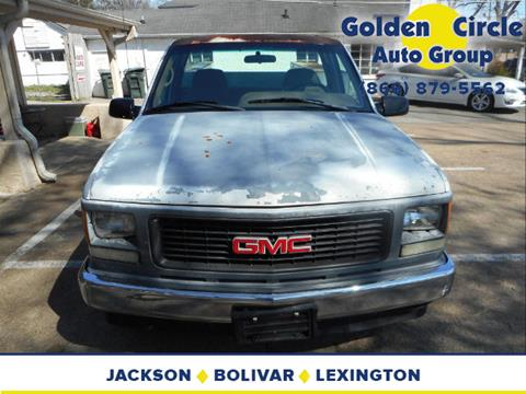 1995 GMC Sierra 2500 for sale in Memphis, TN