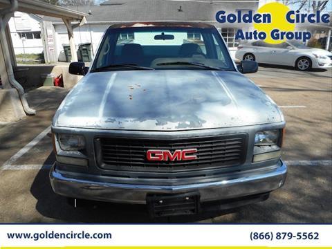 1995 GMC Sierra 2500 for sale in Memphis, TN