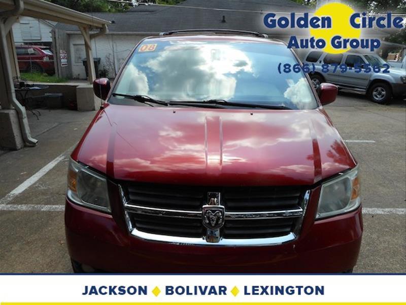 2008 Dodge Grand Caravan Sxt In Memphis Tn Golden Circle Auto Outlet