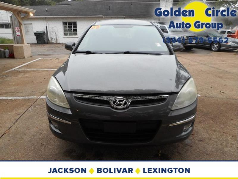 2009 Hyundai Elantra For Sale At Golden Circle Auto Outlet In Memphis TN