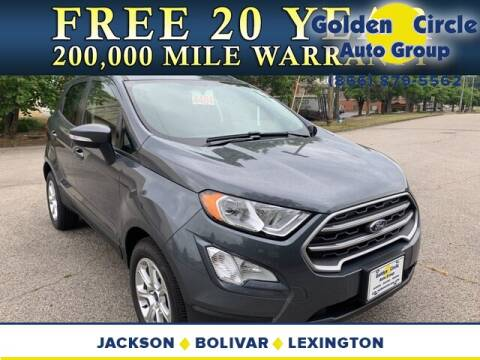 Golden Circle Ford >> Ford Ecosport For Sale In Memphis Tn Golden Circle Auto