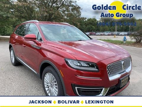 2019 Lincoln Nautilus for sale in Memphis, TN