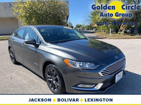 2018 Ford Fusion Hybrid for sale in Memphis, TN