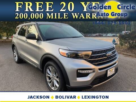 2020 Ford Explorer for sale in Memphis, TN