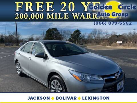 2015 Toyota Camry for sale in Memphis, TN