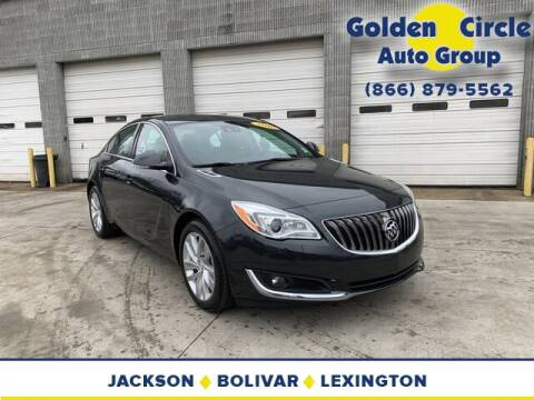 2016 Buick Regal Premium II for sale at Golden Circle Auto Outlet in Memphis TN