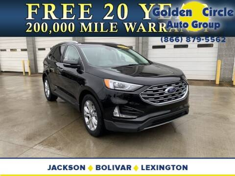 2019 Ford Edge Titanium for sale at Golden Circle Auto Outlet in Memphis TN