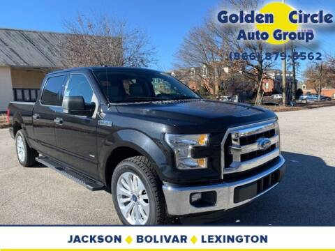 2015 Ford F-150 for sale at Golden Circle Auto Outlet in Memphis TN