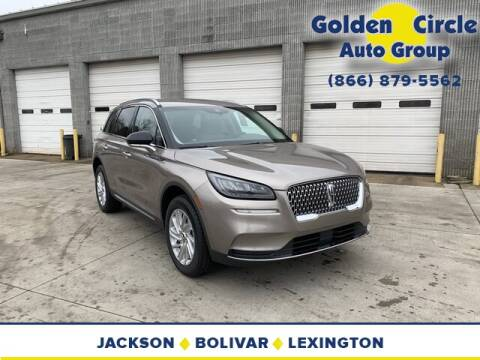2020 Lincoln Corsair for sale at Golden Circle Auto Outlet in Memphis TN