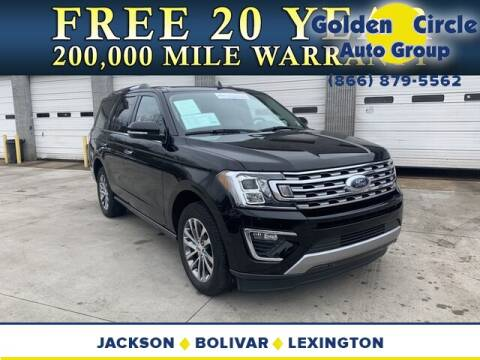 2018 Ford Expedition Limited for sale at Golden Circle Auto Outlet in Memphis TN