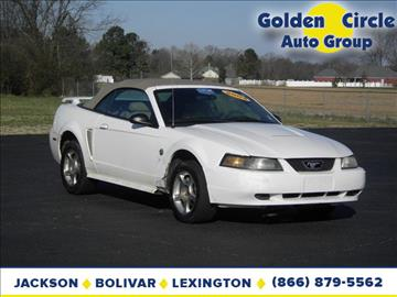 2004 Ford Mustang for sale in Memphis, TN
