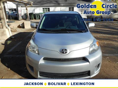 2009 Scion xD for sale at Golden Circle Auto Group in Memphis TN