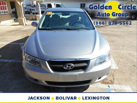 2007 Hyundai Sonata for sale at Golden Circle Auto Group in Memphis TN