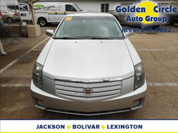 2007 Cadillac CTS for sale at Golden Circle Auto Group in Memphis TN