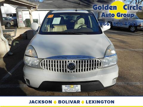 2005 Buick Rendezvous for sale at Golden Circle Auto Group in Memphis TN