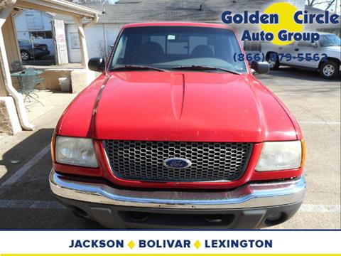 2001 Ford Ranger for sale at Golden Circle Auto Group in Memphis TN