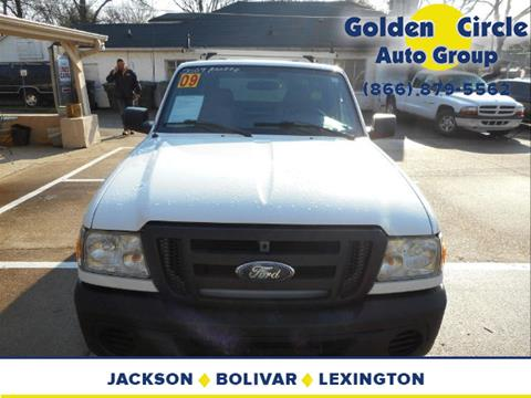 2009 Ford Ranger for sale at Golden Circle Auto Group in Memphis TN
