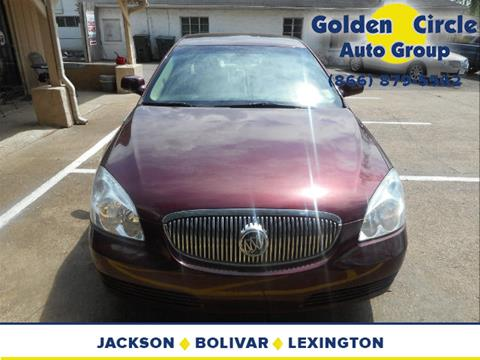2007 Buick Lucerne for sale at Golden Circle Auto Group in Memphis TN