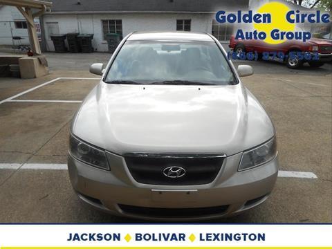 2006 Hyundai Sonata for sale at Golden Circle Auto Group in Memphis TN