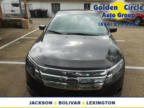 2010 Ford Fusion for sale at Golden Circle Auto Group in Memphis TN