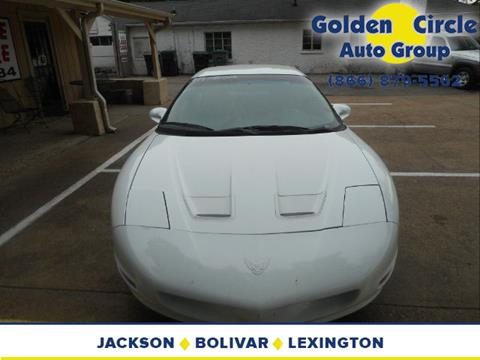 1997 Pontiac Firebird for sale at Golden Circle Auto Group in Memphis TN