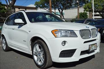2014 BMW X3 for sale in Aiea, HI