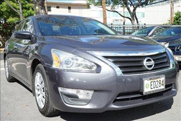 2013 Nissan Altima for sale in Aiea, HI